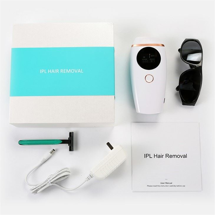 How do choose home use IPL hair removal device?