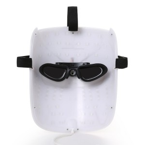 Skin care device led light therapy mask