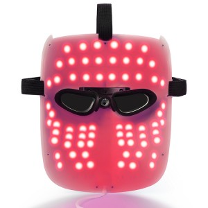 led light therapy face mask colorful led beauty mask led mask light