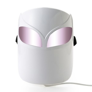 Hot Sell Korean Led Face Mask with Controller and Voice Guide LED Light Photon Therapy Facial Mask
