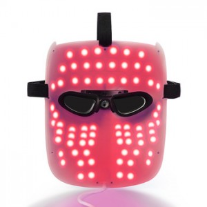 Most sold 2020 Near-infrared mask LED light remote control charging facial mask