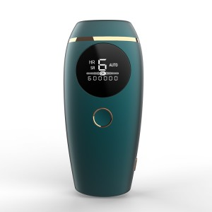 OEM Best Handheld IPL Hair Removal Advanced Dropshipping Home Use Handset IPL Hair Removal