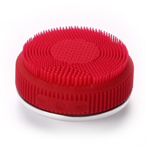 Care Silicone Facial Cleansing Brush Head Electric Facial Brush Mini