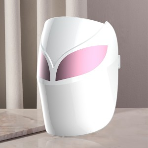 Led mask machine led phototherapy mask red light therapy led mask