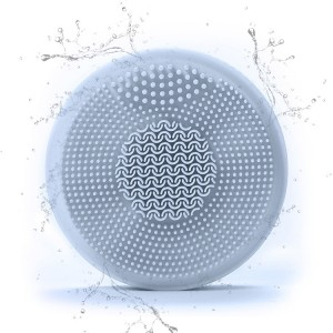 Silicone Makeup Remover LED Facial Brush