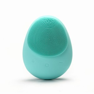 Multifunction face lifting skin rejuvenation beauty care silicone facial cleansing massager brush