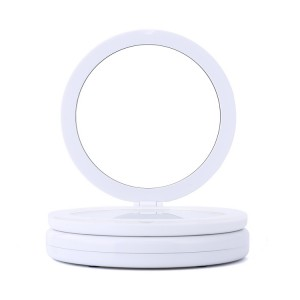 Makeup Mirrors USB Charging Small Pocket Device for Travel
