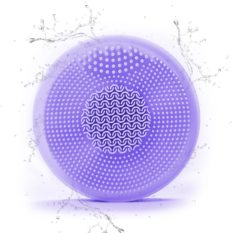 Ultrasonic Led Light Therapy Facial Cleansing Brush Featured Image