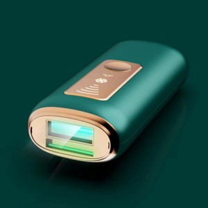 Best selling product high quality portable laser epilator permanent skin rejuvenation ice cooling ipl hair removal for home use