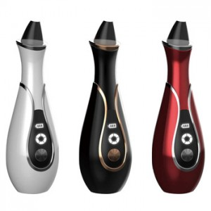 Pore Cleanser Tool Blackhead Remover Ance Suction Vacuum Portable With LED Display