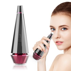 EMS Electric Importing Facial Beauty Equipment Wrinkles Removal Heated Massager ,belleza de Face Eye Skin Lifting Tool