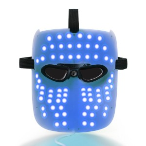 New design led light therapy facial mask for face whiteningand,acne treatment