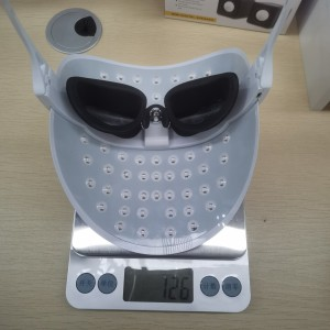 rechargeable led therapy mask 7 colors led facial mask led korean photon therapy