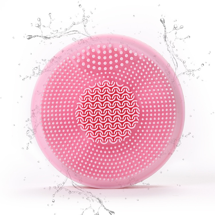 Facial Cleansing Brush With LED Light Therapy Featured Image