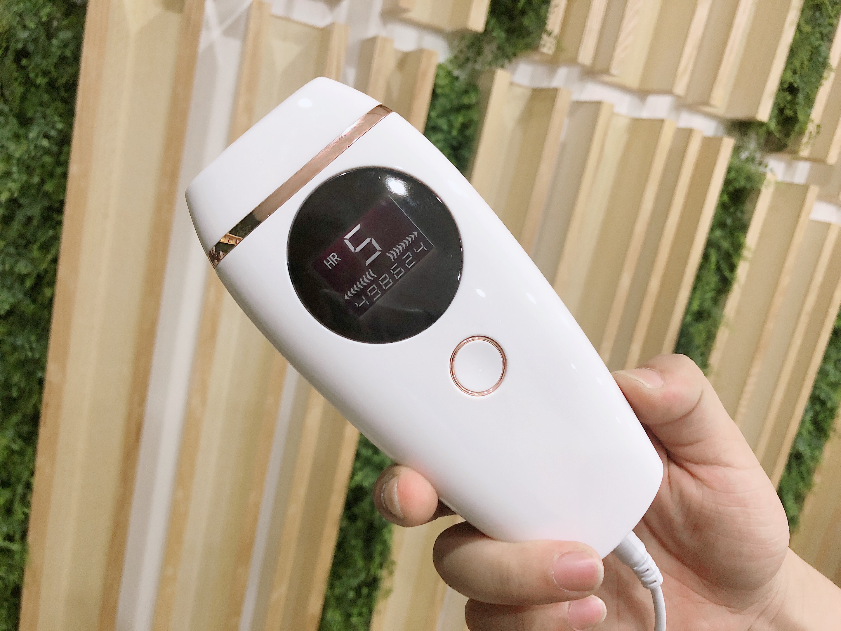 newest laser hair remover (KCA423)