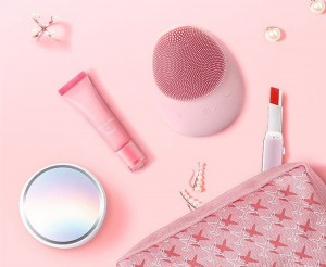 Silicone Face Brush deep facial cleansing brush