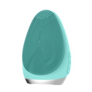 mini soft face cleaning brush silicone facial face cleansing brush sonic face cleansing brush